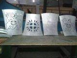 衝孔鋁單板訂製加工|勾搭式鋁單板吊頂