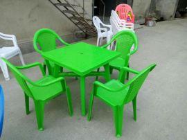 塑料桌椅一套多少钱,大排档桌椅一套多少钱