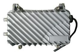 野外型2路AGC光接收機, AGC,輸出電平100dBuV