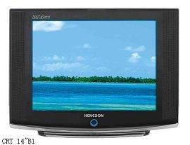 彩色电视机(JY-14B1)