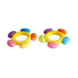 婴儿硅胶安抚牙胶 咬咬胶玩具  磨牙棒