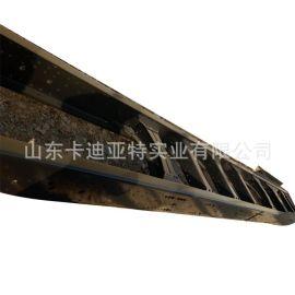 陕汽德龙新M3000车架总成 奥龙牽引車大梁原厂锰钢