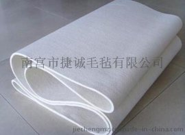 厂家批发工业细白纯羊毛毡抛光羊毛毡吸油密封毛毡制品