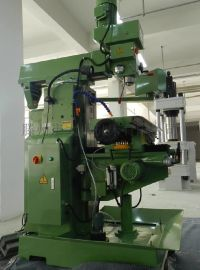 大兴多功能ZX6350C钻铣床,厂价直销品质保证。