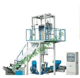 高低压塑料聚乙烯吹膜机