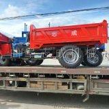 厂家直销柴油农用自卸三轮车水泥沙石运输车