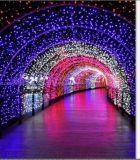 燈光節造型燈廠家直銷浪漫立體造型時光隧道