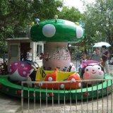 瓢虫乐园公园广场儿童游乐设备 室内旋转娱乐设施