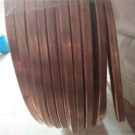 出售铜管 紫铜管紫铜方管 紫铜矩形管 铜管折弯加工