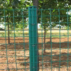 荷兰网养殖围栏网 浸塑铁丝网 低碳钢丝隔离