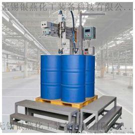 厂家直销 大桶半自动灌装机 流体灌装 膏体灌装