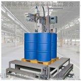 廠家直銷 大桶半自動灌裝機 流體灌裝 膏體灌裝
