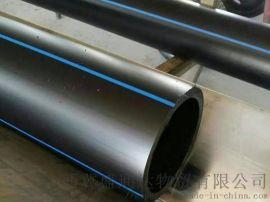 吕梁PE100管离石波纹200管和钢带管