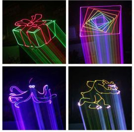 高明景区声光影像|景区灯光节|园林亮化工程