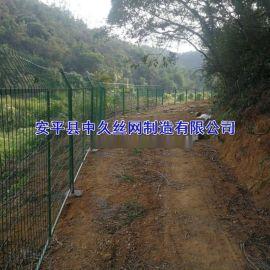 河道防护热镀锌护栏港口钢板网铁丝网圈地隔离网防护网