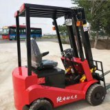 全电动堆高车电动叉车1.5吨,升高装卸车液压铲车