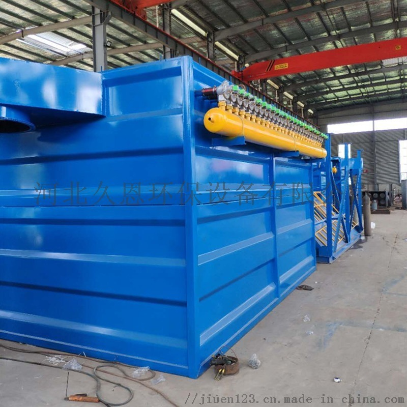 铸造厂脉冲布袋除尘器的维护注意事项