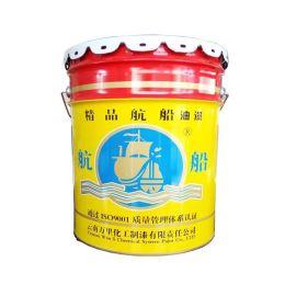 航船品牌云南航船耐候型聚氨酯工业防腐面漆耐候型聚氨酯工业防腐面漆价格耐候型聚氨酯工业防腐面漆厂家
