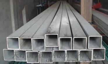 天津大邱庄方管厂直销镀锌方管价格低13516131088