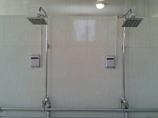 太阳能IC卡控水器  热泵控水系统  控水节水器  太阳能热水控制器 华蕊计量控水管理器  学校热水工程控制系统设备