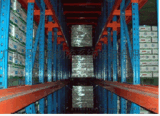 武汉贯通式货架 通廊式货架设计定做 通廊式货架价格
