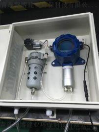 科研中心、實驗室,管道式VOC檢測儀 固定固表 現貨青島路博