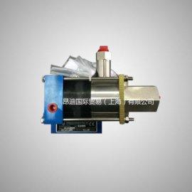 美国HII空气增压泵 气动增压泵 空气驱动气体增压器