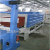保温板包装厂家全自动大型PE膜热收缩包装机工作原理