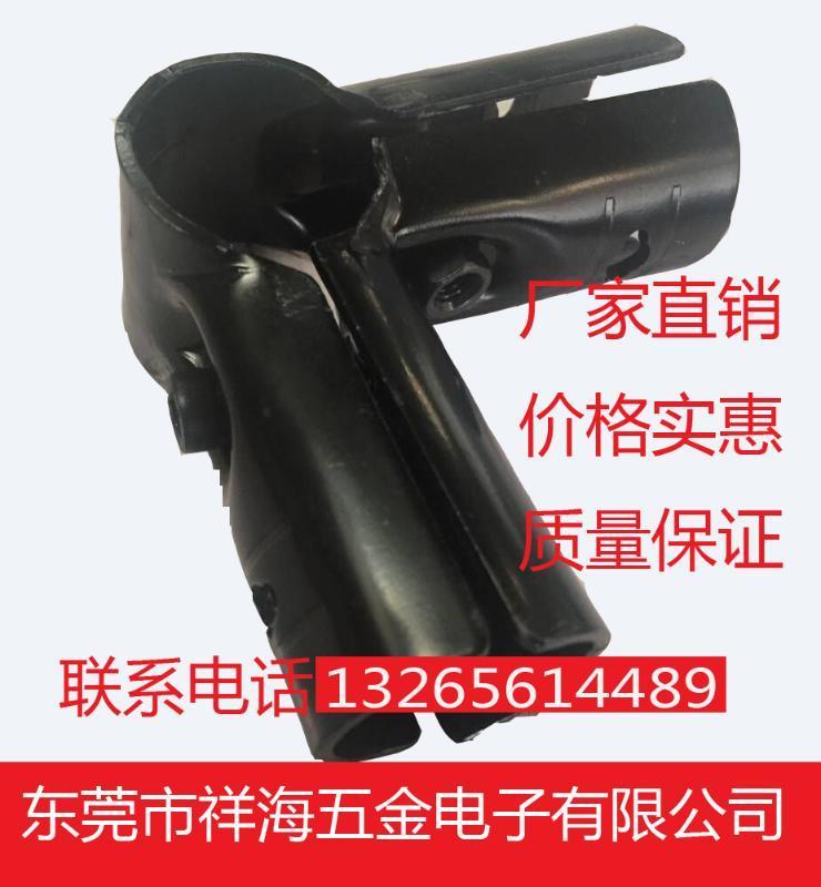 精益管接头  线棒连接扣 工作台连接