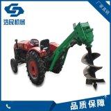 挖坑机栽电线杆机打眼机地钻机树木挖坑机挖孔机