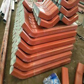 胜博 144*108型彩钢落水管/彩钢雨水管彩铝落水管0.3mm-0.6mm厚