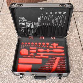 定制高端手提密码锁铝箱 家用收纳医疗箱 航空铝箱定制出口品质