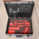 定制**手提密码锁铝箱 家用收纳医疗箱 航空铝箱定制出口品质