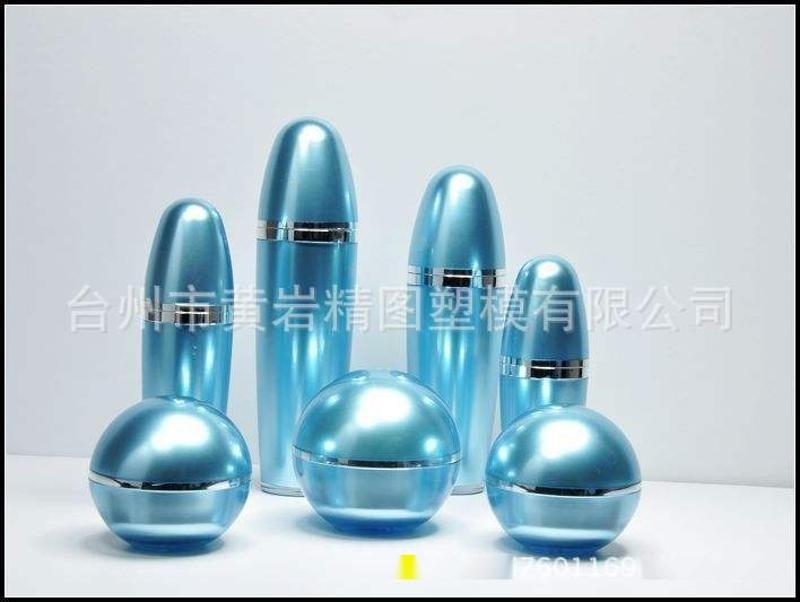 高端洗面奶瓶洗衣液瓶護膚液瓶模具 產品加工
