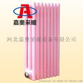工程家用钢三柱散热器柱型内防腐钢制暖气片-嘉奥采暖
