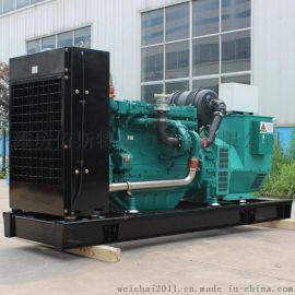潍柴道依茨100kw电调柴油发电机组 市电自动切换