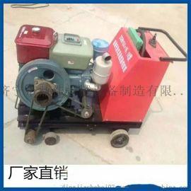 鼎佳机械供应DJ-500C柴油切割机电启动切割机