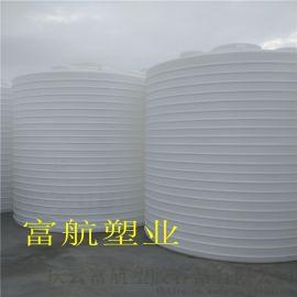 10立方PE水箱 10吨牛筋料储罐 10吨塑料水塔