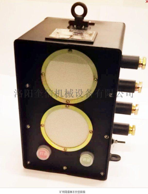 礦用隔爆兼本安型音箱 KXY127