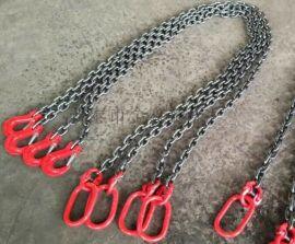 环形链条索具_T8级环形链条索具