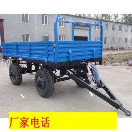 供应7CX拖车 交通运输车斗 自卸拖车 双轴四轮