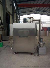 五香牛肉熏烤上色设备 全自动烟熏炉厂家