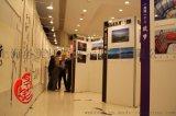 上海書畫展覽掛畫用的無縫板牆出租