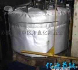 亿源提供橡胶厂硫化机保温套 管道 阀门保温套**设计方案及报价