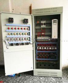 变频控制柜 变频柜30KW一控四变频控制柜 无负压供水配电箱