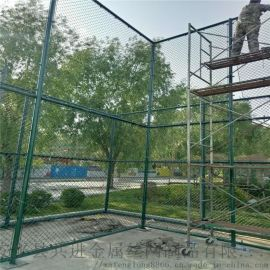 天津运动场护栏 训练场隔离网 高尔夫围网 高质量