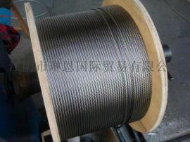 不鏽鋼、鍍鋅鋼絲繩