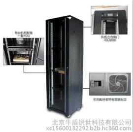 图腾K3.6622网络机柜22u1.2米标准19英寸网门机柜