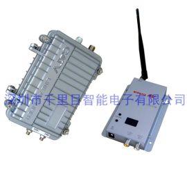 无线微波传摄像DVD电视机(QLM-1215-3000B)