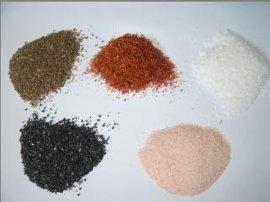 彩砂印度红 五岳红彩砂